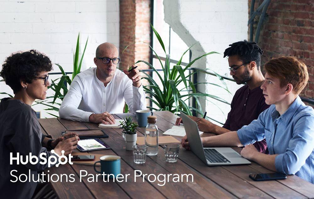 HubSpot solutions partner program nordic region