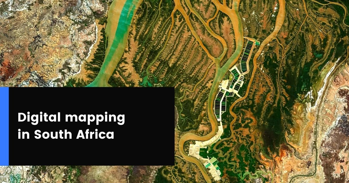 Digital mapping: The forgotten communities of South Africa