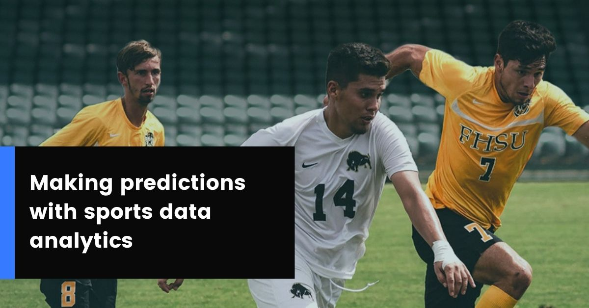 Making intelligent predictions with sports data analytics platform